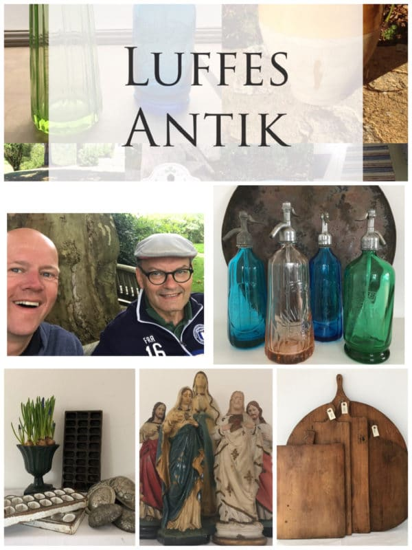 Luffes Antik - Vintage Deluxe Marked