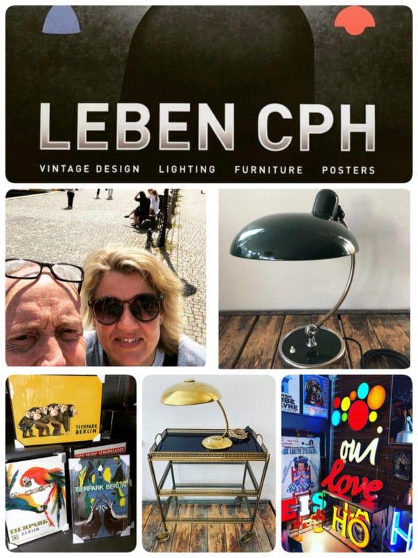 Leben CPH - Vintage Deluxe Marked
