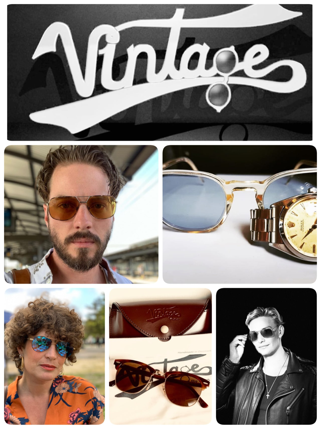 Vintage By Foss - VIntage Deluxe Marked