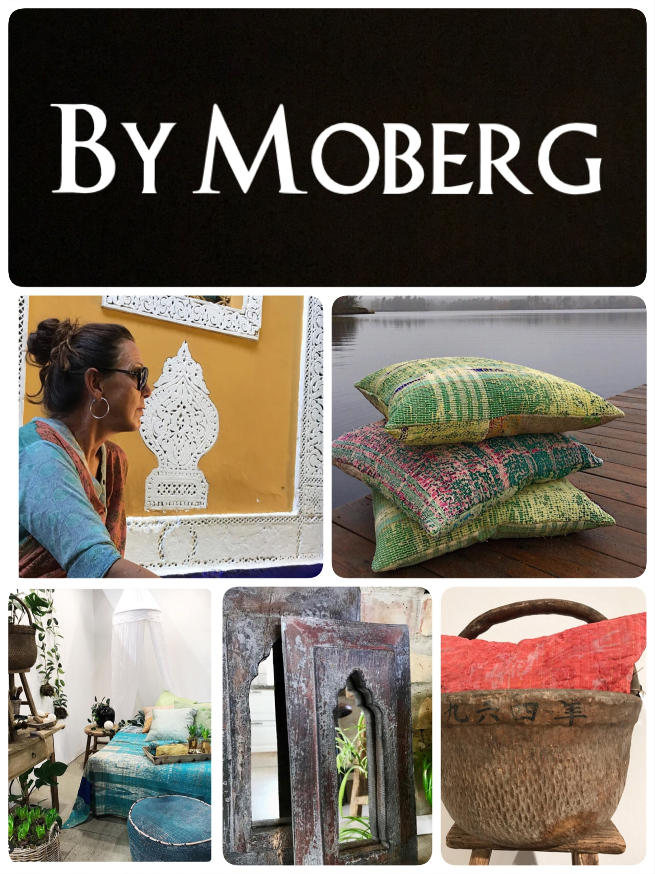By Moberg - Vintage Deluxe Marked