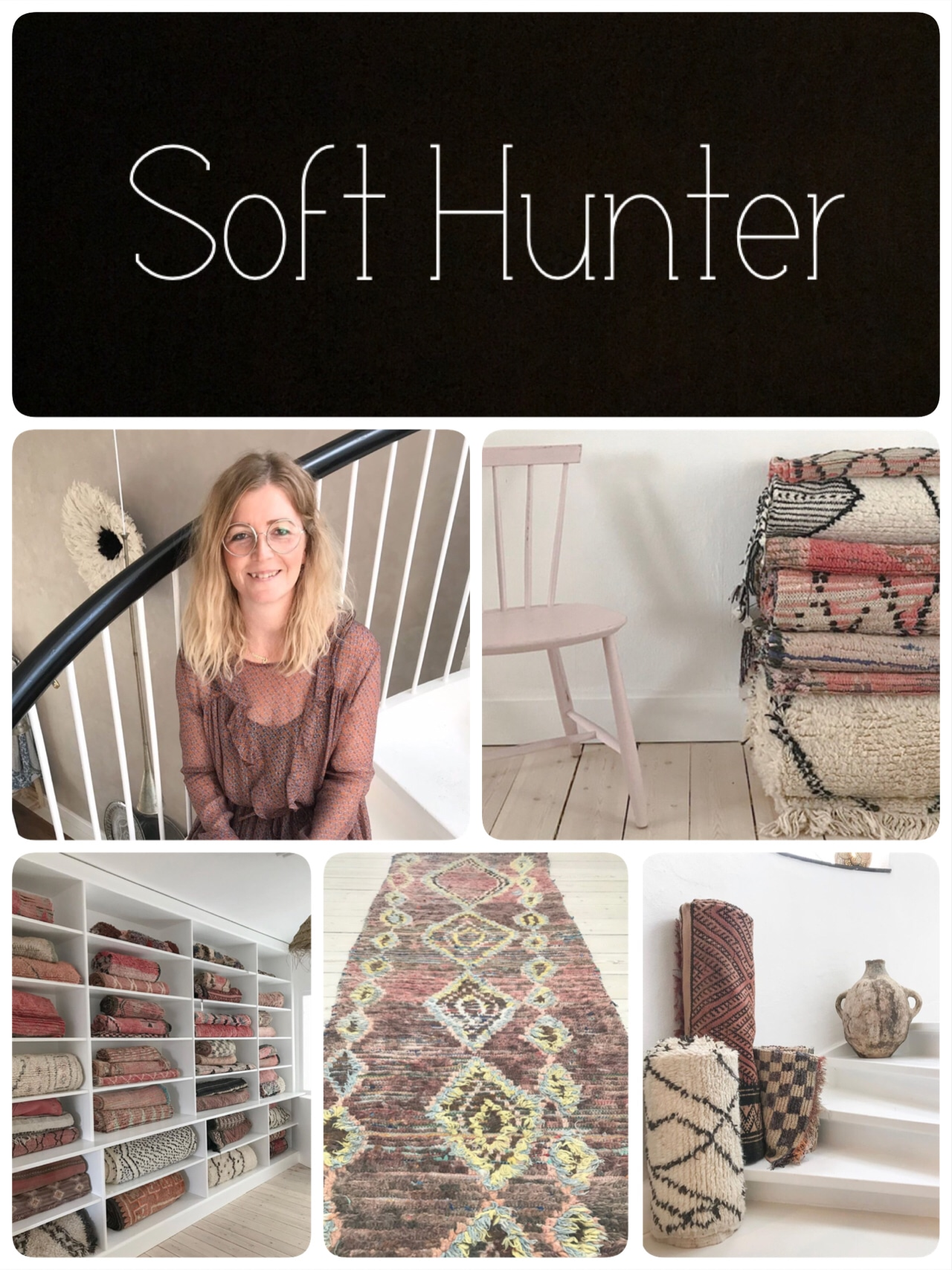 Soft Hunter - Vintage Deluxe Marked
