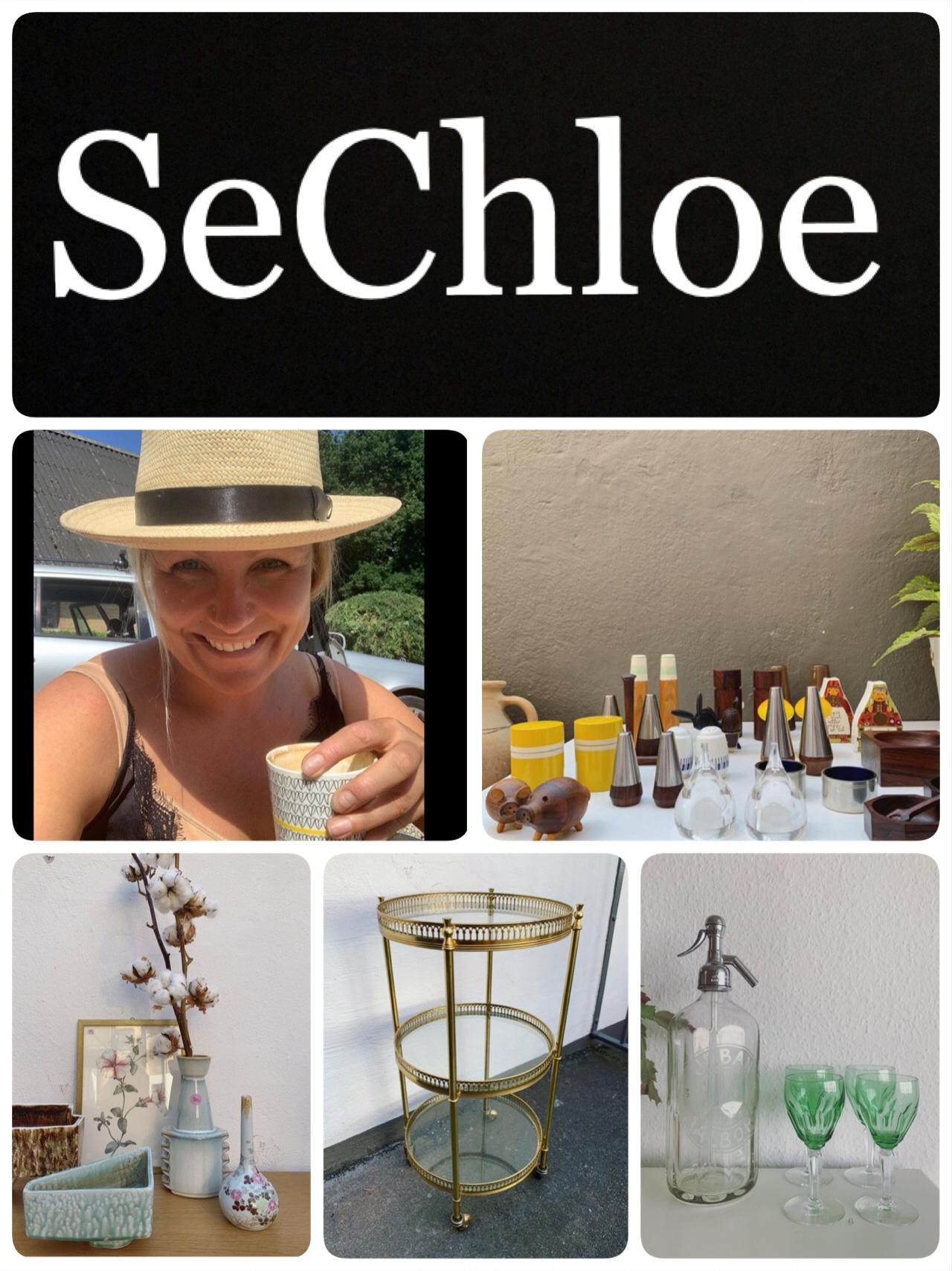 SeChloe- Vintage Deluxe Marked