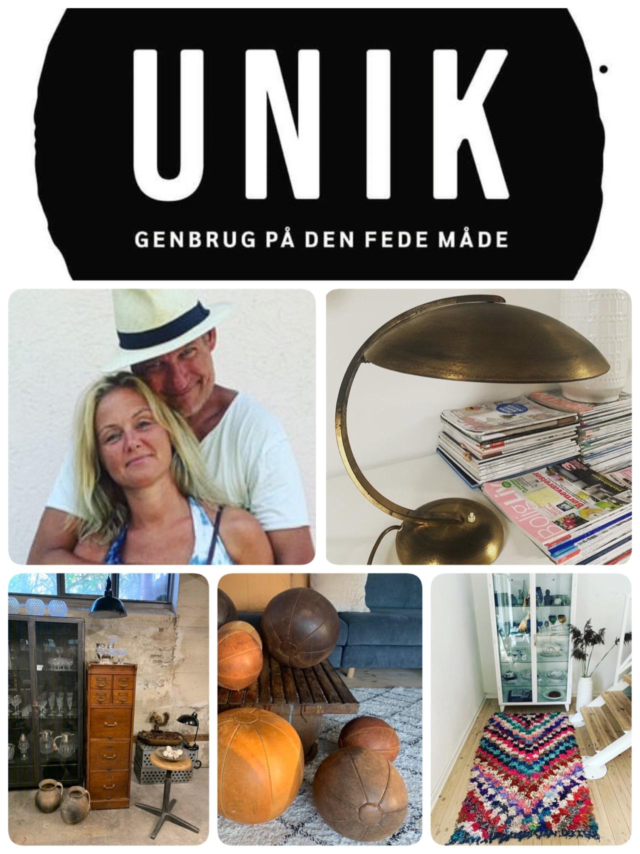 UNIK Odense - Vintage Deluxe Marked